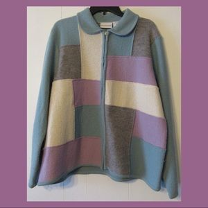 Alfred Dunner Wool Jacket Size XL!